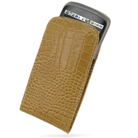 10% OFF + FREE SHIPPING, Buy PDair Quality Handmade Protective HTC Google Nexus One Leather Sleeve Pouch Case (Brown Croc Pattern) online. You also can go to the customizer to create your own stylish leather case if looking for additional colors, patterns