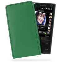 10% OFF + FREE SHIPPING, Buy PDair Top Quality Handmade Protective HTC Touch Diamond 100 Leather Sleeve Pouch Case (Green) online. Pouch Sleeve Holster Wallet You also can go to the customizer to create your own stylish leather case if looking for additio