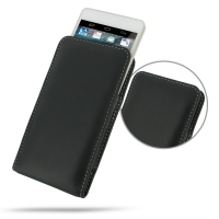 Huawei Ascend D2 Leather Sleeve Pouch Case PDair Premium Hadmade Genuine Leather Protective Case Sleeve Wallet