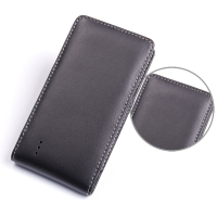 Huawei Ascend P2 Leather Sleeve Pouch Case PDair Premium Hadmade Genuine Leather Protective Case Sleeve Wallet