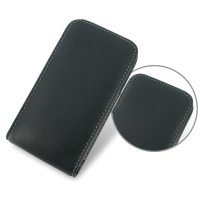 Huawei Ascend Y511 Leather Sleeve Pouch Case PDair Premium Hadmade Genuine Leather Protective Case Sleeve Wallet