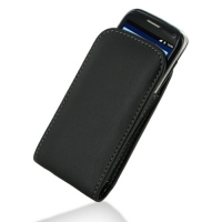 Leather Vertical Pouch Case for HuaWei IDEOS X3 U8510