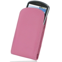 Leather Vertical Pouch Case for Huawei IDEOS X5 U8800 (Petal Pink)