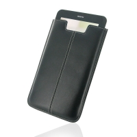 Huawei MediaPad 7 Youth 2 Leather Sleeve Pouch Case PDair Premium Hadmade Genuine Leather Protective Case Sleeve Wallet