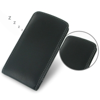 Nexus 5 Leather Sleeve Pouch Case PDair Premium Hadmade Genuine Leather Protective Case Sleeve Wallet