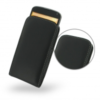 Nexus 4 Leather Sleeve Pouch Case PDair Premium Hadmade Genuine Leather Protective Case Sleeve Wallet