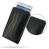 10% OFF + FREE SHIPPING, Buy Best PDair Quality Handmade Protective LG Optimus L7 Leather Sleeve Pouch Case (Black Croc Pattern). Pouch Sleeve Holster Wallet You also can go to the customizer to create your own stylish leather case if looking for addition