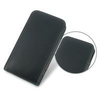 Motorola Droid Mini Leather Sleeve Pouch Case PDair Premium Hadmade Genuine Leather Protective Case Sleeve Wallet