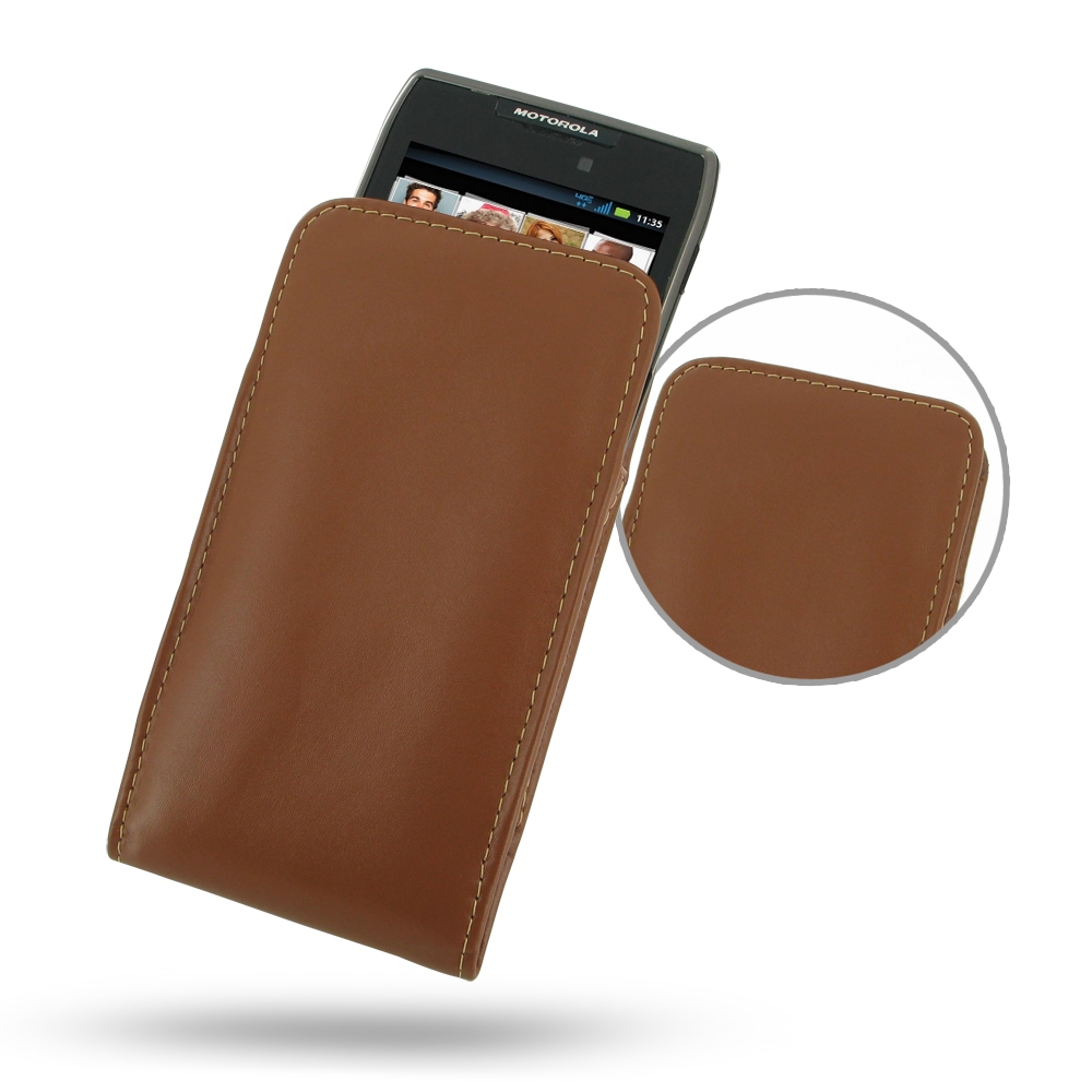 10% OFF + FREE SHIPPING, Buy PDair Top Quality Handmade Protective Motorola Droid Razr Maxx Leather Sleeve Pouch Case (Brown). Pouch Sleeve Holster Wallet You also can go to the customizer to create your own stylish leather case if looking for additional
