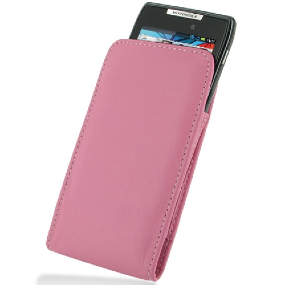 10% OFF + FREE SHIPPING, Buy PDair Top Quality Handmade Protective Motorola RAZR XT910 Leather Sleeve Pouch Case (Petal Pink). Pouch Sleeve Holster Wallet You also can go to the customizer to create your own stylish leather case if looking for additional