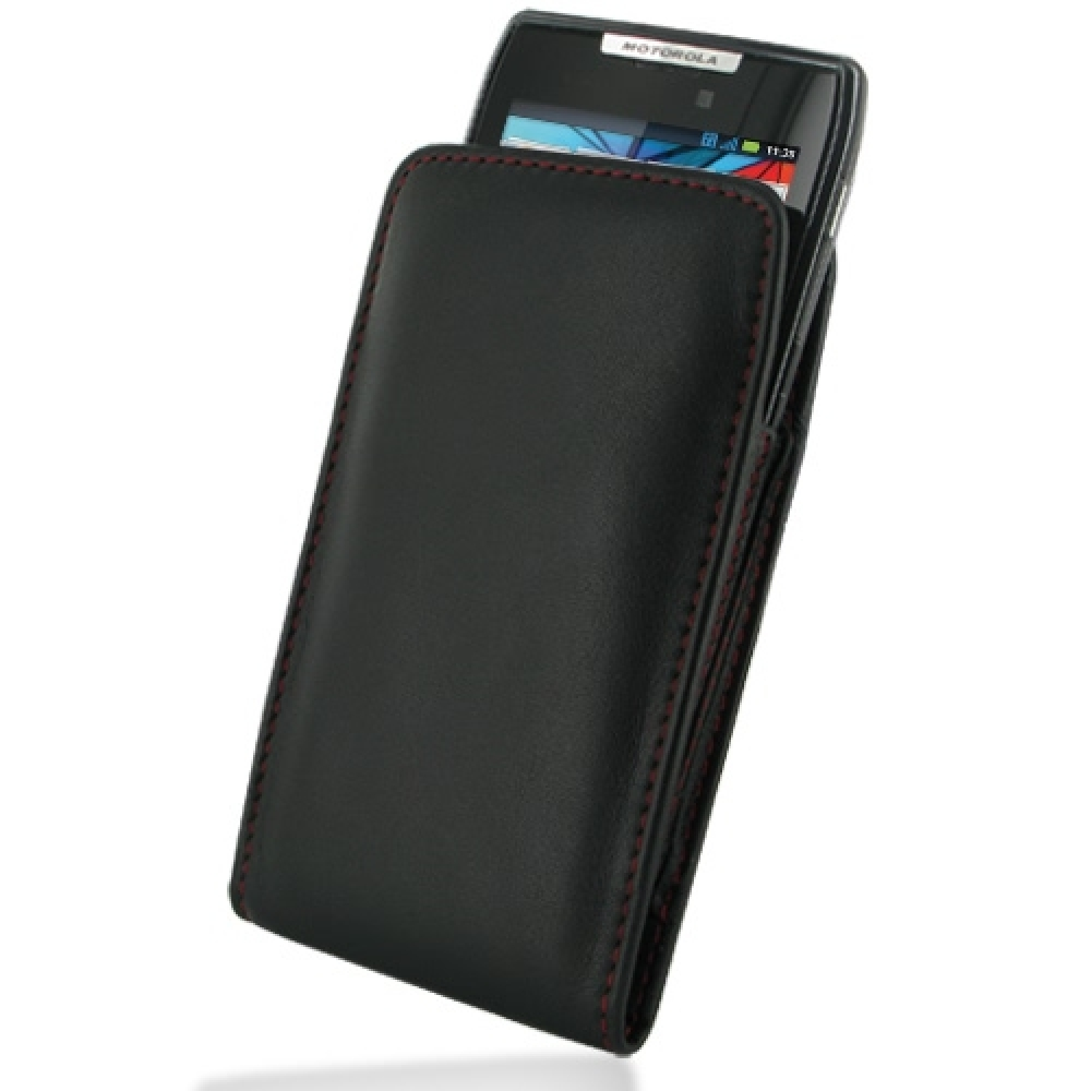 10% OFF + FREE SHIPPING, Buy PDair Top Quality Handmade Protective Motorola RAZR XT910 Leather Sleeve Pouch Case (Red Stitch). Pouch Sleeve Holster Wallet You also can go to the customizer to create your own stylish leather case if looking for additional