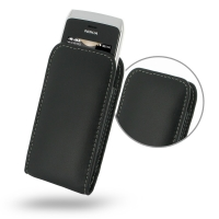 10% OFF + FREE SHIPPING, Buy Best PDair Top Quality Handmade Protective Nokia Asha 308 Leather Sleeve Pouch case online. Pouch Sleeve Holster Wallet You also can go to the customizer to create your own stylish leather case if looking for additional colors