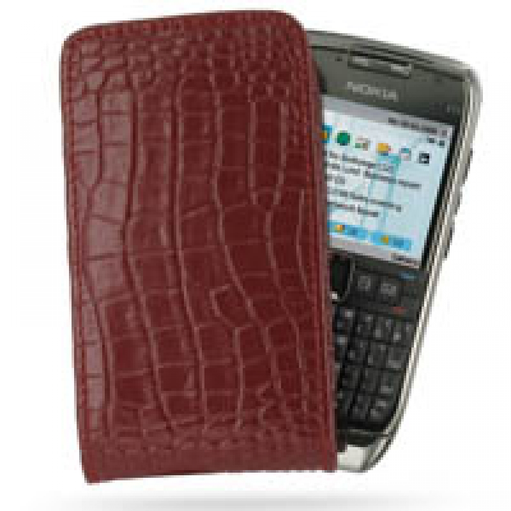 10% OFF + FREE SHIPPING, Buy PDair Top Quality Handmade Protective Nokia E71 Leather Sleeve Pouch Case (Red Croc Pattern) online. Pouch Sleeve Holster Wallet You also can go to the customizer to create your own stylish leather case if looking for addition