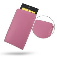 10% OFF + FREE SHIPPING, Buy PDair Top Quality Handmade Protective Nokia Lumia 520 Leather Sleeve Pouch Case (Petal Pink) online. Pouch Sleeve Holster Wallet You also can go to the customizer to create your own stylish leather case if looking for addition