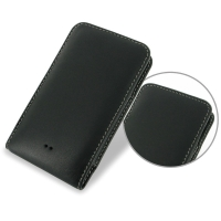 Nokia Lumia 625 Leather Sleeve Pouch Case PDair Premium Hadmade Genuine Leather Protective Case Sleeve Wallet