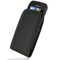 10% OFF + FREE SHIPPING, Buy Best PDair Top Quality Handmade Protective Nokia Lumia 710 Leather Sleeve Pouch Case (Black). Pouch Sleeve Holster Wallet You also can go to the customizer to create your own stylish leather case if looking for additional colo
