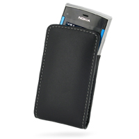 10% OFF + FREE SHIPPING, Buy Best PDair Top Quality Handmade Protective Nokia X3 Leather Sleeve Pouch Case (Black) online. Pouch Sleeve Holster Wallet You also can go to the customizer to create your own stylish leather case if looking for additional colo