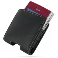 10% OFF + FREE SHIPPING, Buy Best PDair Top Quality Handmade Protective Nokia X5-01 Leather Sleeve Pouch Case (Black) online. Pouch Sleeve Holster Wallet You also can go to the customizer to create your own stylish leather case if looking for additional c