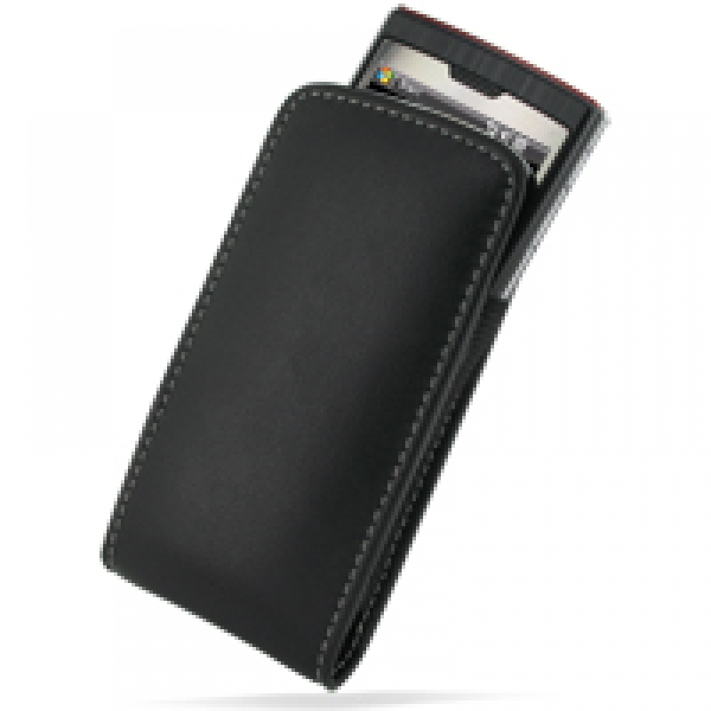10% OFF + FREE SHIPPING, Buy PDair Top Quality Handmade Protective Samsung B7300 Omnia Lite Leather Sleeve Pouch Case (Black). Pouch Sleeve Holster Wallet You also can go to the customizer to create your own stylish leather case if looking for additional