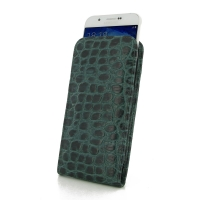 10% OFF + FREE SHIPPING, Buy PDair Quality Handmade Protective Samsung Galaxy A8 Leather Sleeve Pouch Case (Green Croc Pattern). Pouch Sleeve Holster Wallet You also can go to the customizer to create your own stylish leather case if looking for additiona