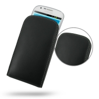 Leather Vertical Pouch Case for Samsung Galaxy Express GT-i8730