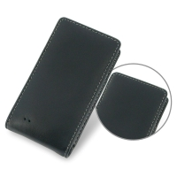 Samsung Galaxy Golden 4G LTE Leather Sleeve Pouch Case PDair Premium Hadmade Genuine Leather Protective Case Sleeve Wallet