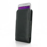 Leather Vertical Pouch Case for Samsung Galaxy Grand Max SM-G720N0