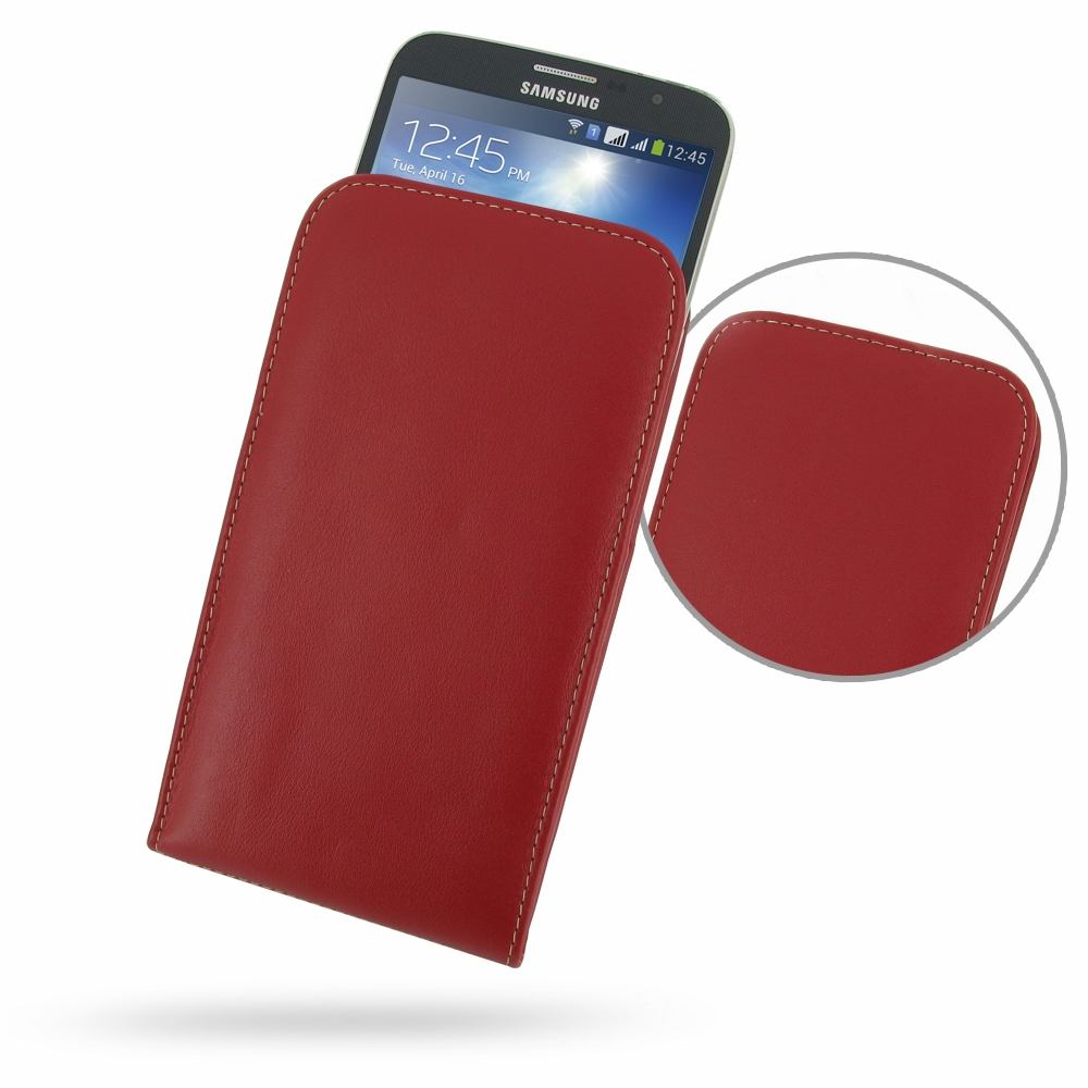 10% OFF + FREE SHIPPING, Buy PDair Top Quality Handmade Protective Samsung Galaxy Mega 6.3 Leather Sleeve Pouch Case (Red) online. You also can go to the customizer to create your own stylish leather case if looking for additional colors, patterns and typ
