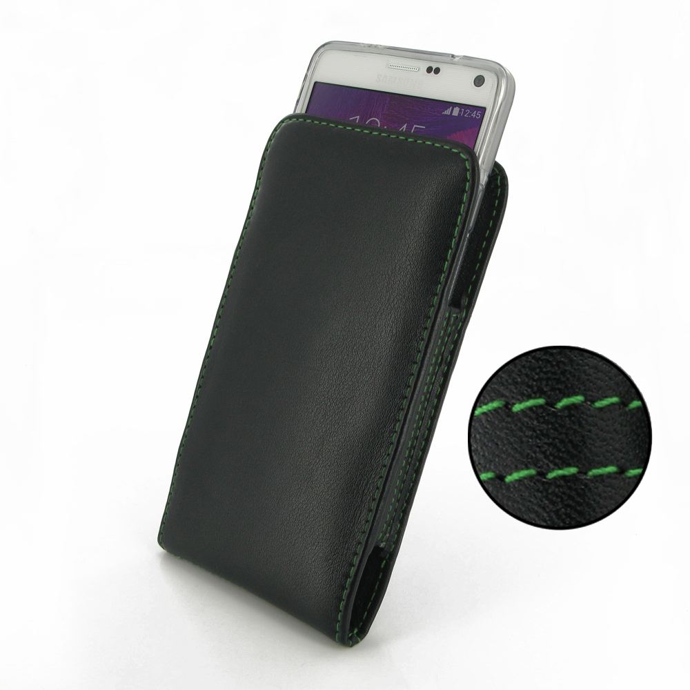 10% OFF + FREE SHIPPING, Buy Best PDair Quality Handmade Protective Samsung Galaxy Note 4 (in Slim Cover) Pouch Case (Green Stitch). You also can go to the customizer to create your own stylish leather case if looking for additional colors, patterns and t