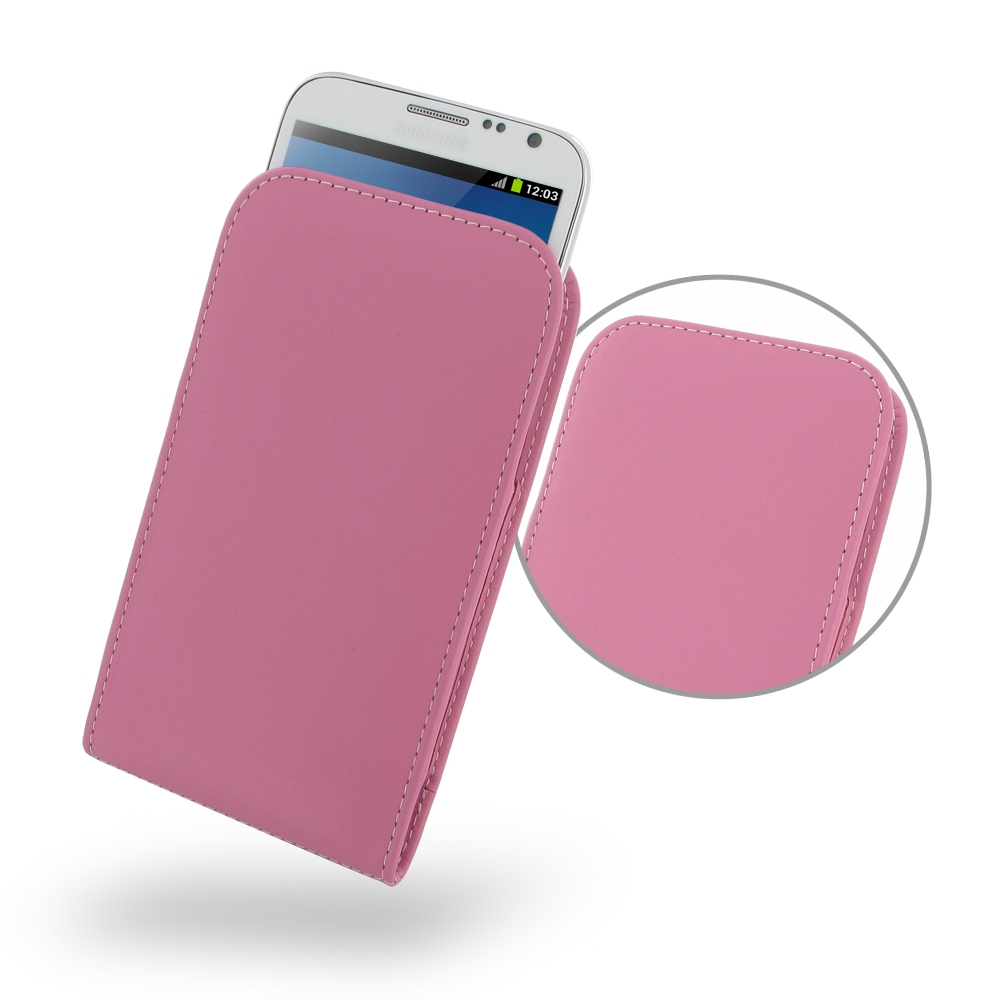 10% OFF + FREE SHIPPING, Buy Best PDair Quality Handmade Protective Samsung Galaxy Note 2 Leather Sleeve Pouch Case (Petal Pink). Pouch Sleeve Holster Wallet You also can go to the customizer to create your own stylish leather case if looking for addition