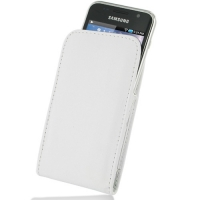 10% OFF + FREE SHIPPING, Buy PDair Top Quality Handmade Protective Samsung Galaxy S WiFi 4.0 Leather Sleeve Pouch Case (White). You also can go to the customizer to create your own stylish leather case if looking for additional colors, patterns and types.