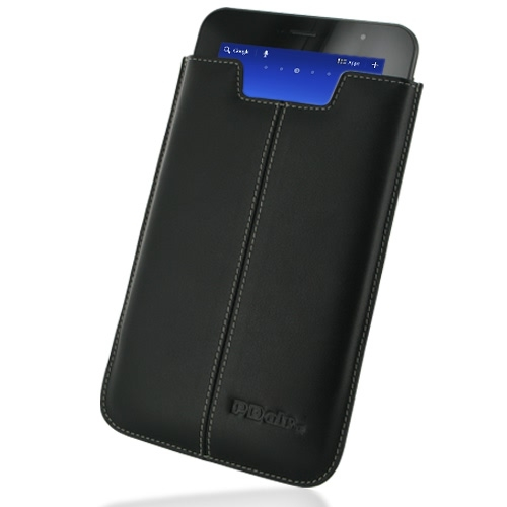10% OFF + FREE SHIPPING, Buy Best PDair Quality Handmade Protective Samsung Galaxy Tab 7.0 Plus Leather Sleeve Pouch Case (Black). You also can go to the customizer to create your own stylish leather case if looking for additional colors, patterns and typ