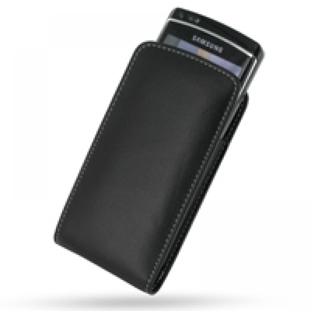 10% OFF + FREE SHIPPING, Buy PDair Top Quality Handmade Protective Samsung Omnia HD i8910 Leather Sleeve Pouch Case (Black) online. You also can go to the customizer to create your own stylish leather case if looking for additional colors, patterns and ty
