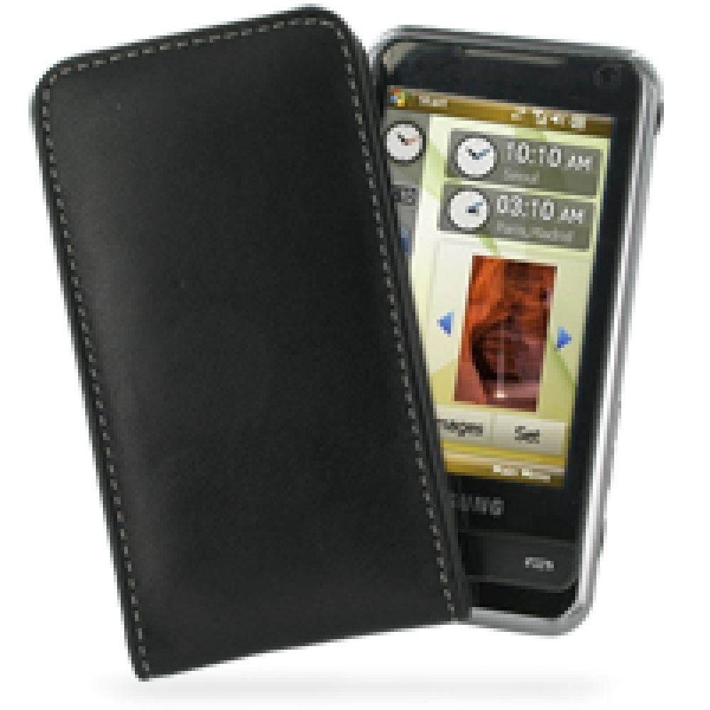 10% OFF + FREE SHIPPING, Buy PDair Top Quality Handmade Protective Samsung Omnia i908 i900 Leather Sleeve Pouch Case (Black) online. You also can go to the customizer to create your own stylish leather case if looking for additional colors, patterns and t