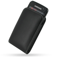 10% OFF + FREE SHIPPING, Buy Best PDair Top Quality Handmade Protective Samsung S5600 Leather Sleeve Pouch Case (Black) online. Pouch Sleeve Holster Wallet You also can go to the customizer to create your own stylish leather case if looking for additional