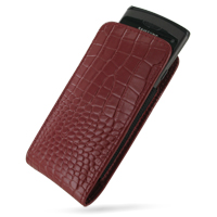 10% OFF + FREE SHIPPING, Buy PDair Quality Handmade Protective Samsung Wave GT-S8500 Leather Sleeve Pouch Case (Red Croc Pattern) online. You also can go to the customizer to create your own stylish leather case if looking for additional colors, patterns