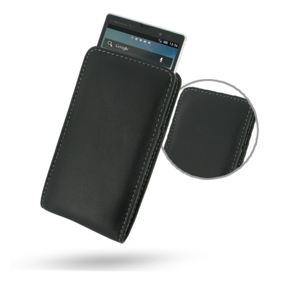 10% OFF + FREE SHIPPING, Buy PDair Top Quality Handmade Protective Sharp Aquos Phone ZETA Leather Sleeve Pouch Case (Black) online. You also can go to the customizer to create your own stylish leather case if looking for additional colors, patterns and ty