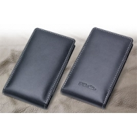 Leather Vertical Pouch Case for Sharp AQUOS Xx SoftBank 304SH