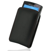 10% OFF + FREE SHIPPING, Buy PDair Quality Handmade Protective Sony Ericsson Xperia Mini Pro Leather Sleeve Pouch Case (Red Stitch) online. You also can go to the customizer to create your own stylish leather case if looking for additional colors, pattern