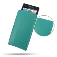 10% OFF + FREE SHIPPING, Buy Best PDair Quality Handmade Protective Sony Walkman NWZ-F805 F806 F804 Leather Sleeve Pouch Case (Aqua) You also can go to the customizer to create your own stylish leather case if looking for additional colors, patterns and t