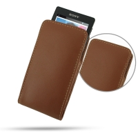 10% OFF + FREE SHIPPING, Buy PDair Quality Handmade Protective Sony Walkman NWZ-F805 F806 F804 Leather Sleeve Pouch Case (Brown) online. You also can go to the customizer to create your own stylish leather case if looking for additional colors, patterns a
