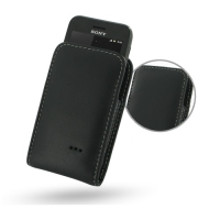 10% OFF + FREE SHIPPING, Buy Best PDair Top Quality Handmade Protective Sony Xperia Tipo Leather Sleeve Pouch case online. Pouch Sleeve Holster Wallet You also can go to the customizer to create your own stylish leather case if looking for additional colo