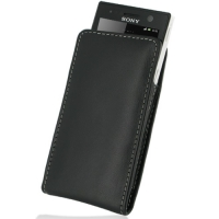10% OFF + FREE SHIPPING, Buy Best PDair Top Quality Handmade Protective Sony Xperia U Leather Sleeve Pouch Case (Black) online. Pouch Sleeve Holster Wallet You also can go to the customizer to create your own stylish leather case if looking for additional