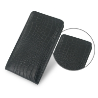 10% OFF + FREE SHIPPING, Buy Best PDair Quality Handmade Protective Sony Xperia Z1 Leather Sleeve Pouch Case (Black Croc Pattern). Pouch Sleeve Holster Wallet You also can go to the customizer to create your own stylish leather case if looking for additio