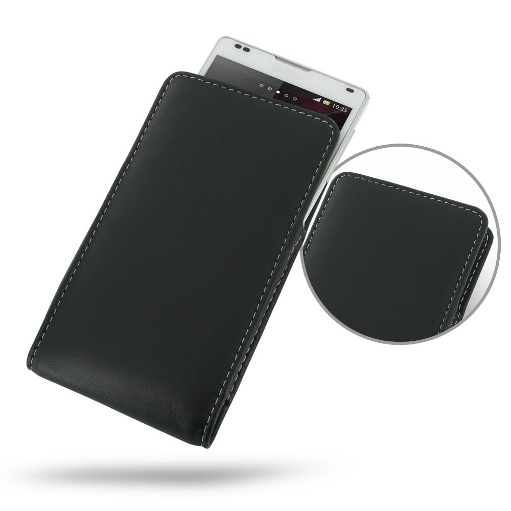 10% OFF + FREE SHIPPING, Buy Best PDair Top Quality Handmade Protective Sony Xperia ZL Leather Sleeve Pouch case online. Pouch Sleeve Holster Wallet You also can go to the customizer to create your own stylish leather case if looking for additional colors
