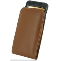 10% OFF + FREE SHIPPING, Buy Best PDair Top Quality Handmade Protective Sprint HTC EVO 3D Leather Sleeve Pouch Case (Brown). Pouch Sleeve Holster Wallet You also can go to the customizer to create your own stylish leather case if looking for additional co