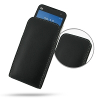 Leather Vertical Pouch Case for Xiaomi MI 2 2S