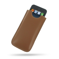 10% OFF + FREE SHIPPING, Buy Best PDair Quality Handmade Protective iPhone 5 | iPhone 5s Genuine Leather Sleeve (Brown) online. Pouch Sleeve Holster Wallet You also can go to the customizer to create your own stylish leather case if looking for additional