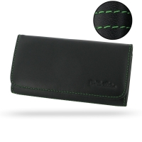 10% OFF + FREE SHIPPING, Buy Best PDair Top Quality Handmade Protective HTC One Leather Wallet Case (Green Stitch) online. Pouch Sleeve Holster Wallet You also can go to the customizer to create your own stylish leather case if looking for additional colo