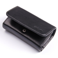 Leather Wallet Case for Samsung Galaxy S4 zoom SM-C1010